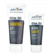 After Shave+Shaving Gel pakke
