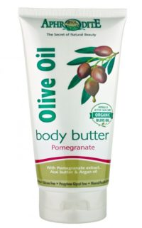 Body Butter Granateple